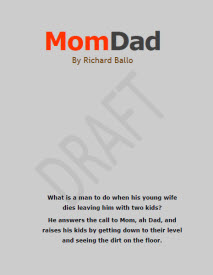 MomDad By Richard Ballo